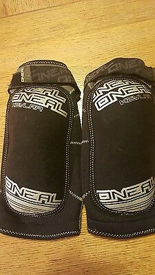 oneal kevlar elbow pads downhill dh motocross mx mountainbike