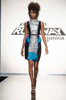 Project Runway: Junior Season 2 Ep. 5 LED Light Outfit by Cartier