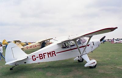 PIPER PACER.,     G-BFMR.,     Photo &  original negative