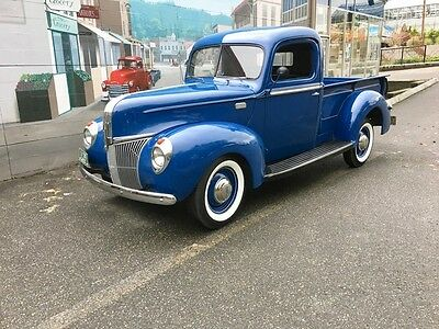 1941 Ford F-100 1/2 ton 1941 Ford Flathead Pick Up. Driver quality.