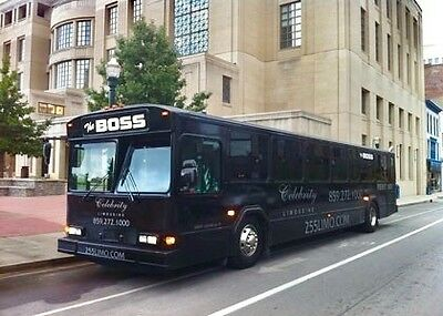 2000 Gillig Limo Party Bus