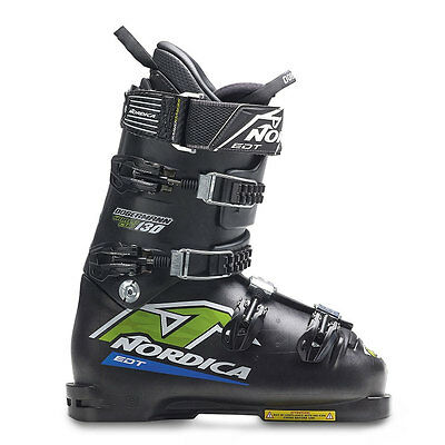 2014 Nordica Dobermann WC EDT 130 Race Ski Boots Size 3 UK 05000700