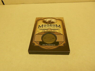 2014 Upper Deck Goodwin Champions Museum Collection WWI British Mills Bomb Cap