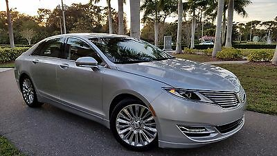 2015 Lincoln MKZ/Zephyr Loaded! Mint condition, Florida Car 11,892 Miles 2015 LINCOLN MKZ 11,892 MILES, 2.0L ECO BOOST **NEW CONDITION**