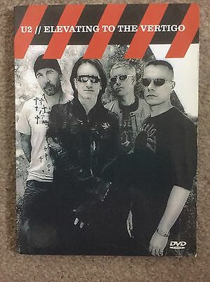 U2 - Elevating To Vertigo DVD