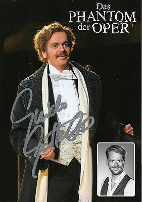 Guido Gottenbos (Musical Phantom der Oper) - Hamburg - original