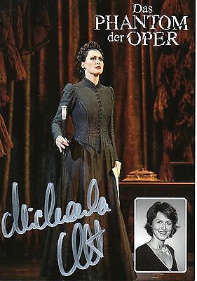 Michaela Christl (Musical Phantom der Oper) - Hamburg - original