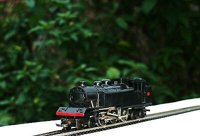 Hornby Tri-ang R56 vintage steam loco striped,rebuilt,serviced and  tested