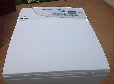 fisher and paykel 8kg washing machine