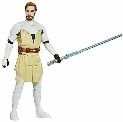 Tomy Star Wars Basic Figure Obi-Wan Kenobi