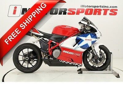 2010 Ducati Superbike  2010 Ducati 848 Nicky Hayden Free Shipping w/ Buy it Now/Layaway Available