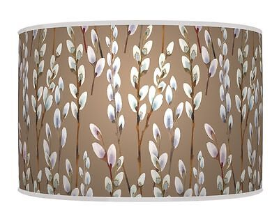 Willow Beige  Handmade Lampshade Pendant Drum Ceiling / Table  Lamp Shade 777