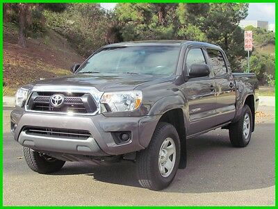 2015 Toyota Tacoma PreRunner TACOMA ONE ONWER FACTORY WARRANTY MINT 2015 TOYOTA TACOMA 4 CYLINDER CAMERA SR5 PRERUNNER ONE OWNER MINT FACTORY WARRAN