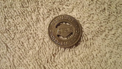 Beaumont  TX city lines transit token lot of 10