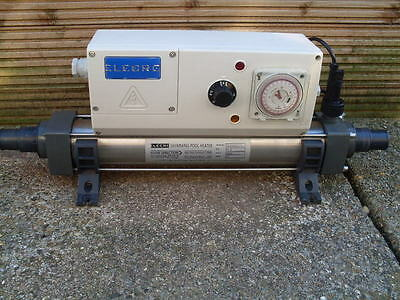 ELECRO 4.5KW KOI POND and or SWIMMING POOL HEATER 240VOLT 19AMP