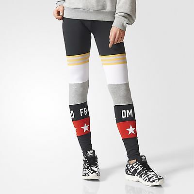 RITA ORA BANNED FROM NORMAL ADIDAS TIGHTS/LEGGINGS Avenue A SOLD OUT Size Small