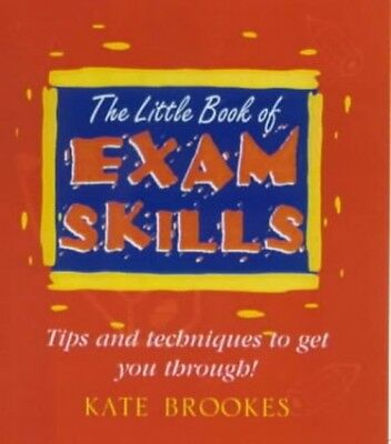 Little Book Of Exam Skills, Brookes, Kate Paperback Book The Cheap Fast Free