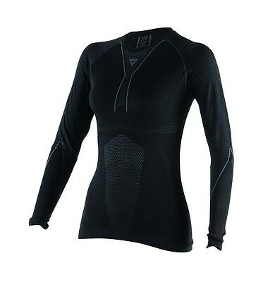 Dainese Womens D-Core Dry Long Sleeve Moisture Wicking Baselayer Top