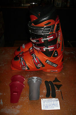 Tecnica Icon TNT X Ski Boots Sz-9.5 (321mm) Made in Italy