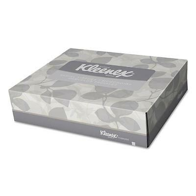 Kleenex 2-Ply Facial Tissue, Case of 48 Boxes. Home or Office Bath. Save in Bulk