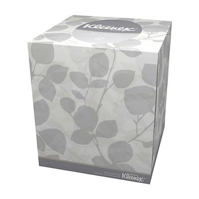 Kleenex 2-Ply Facial Tissue, Case of 36 Boxes. Home or Office Bath. Save in Bulk
