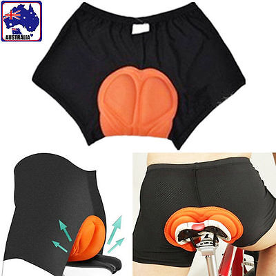 Men Bicycle Cycling Underwear 3D Padded Bike Short Pants M L XL XXL CPAN 114