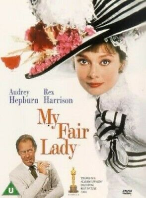 My Fair Lady [DVD] [1965] - DVD  EOVG The Cheap Fast Free Post