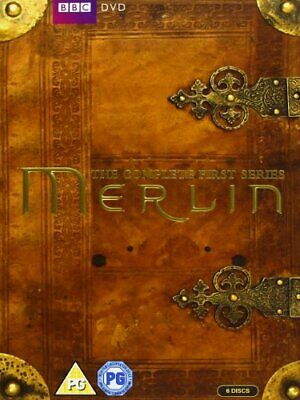Merlin - Complete Series 1 Box Set [DVD] - DVD  3AVG The Cheap Fast Free Post