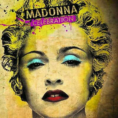 Madonna - Celebration - Madonna CD 5OVG The Cheap Fast Free Post The Cheap Fast