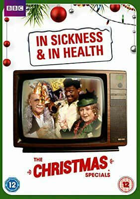 In Sickness & In Health - The Christmas Specials [DVD] - DVD  4CVG The Cheap
