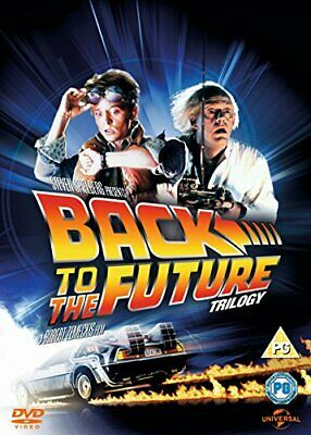 Back to the Future Trilogy [DVD] [1985] - DVD  K0VG The Cheap Fast Free Post