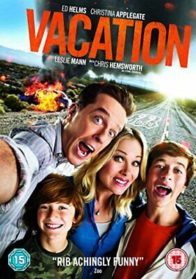 Vacation [DVD] [2015] - DVD  30VG The Cheap Fast Free Post