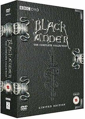 Blackadder - The Complete Collection [DVD] - DVD  UQVG The Cheap Fast Free Post
