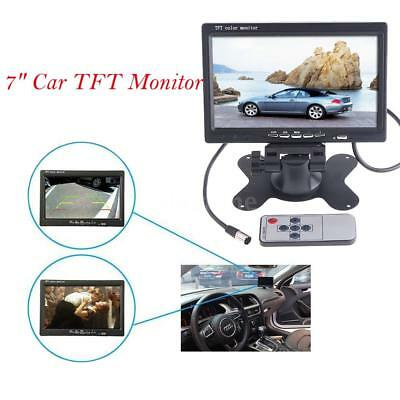 """7 """" TFT LCD Digital Color Screen Car Monitor For Car Rear View High-Resolution"""