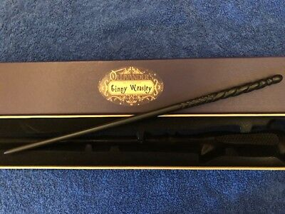 "Ginny Weasley Wand 14"", Harry Potter, Ollivander's, Noble, Wizarding World"