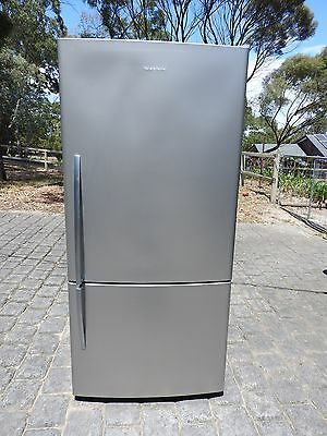 Fisher & Paykel 520Litre Stainless/Titanium Upsidedown Frost Free Refrigerator.