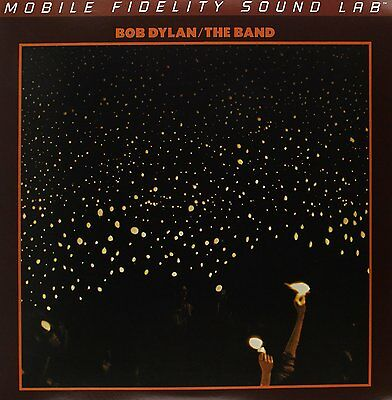 BOB DYLAN AND THE BAND : Before the Flood MFSL 2-426 (180g Vinyl )  2 LP NEU