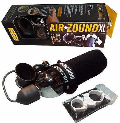 Air Zound Rechargeable Bike Horn Bicycle Cycle Hooter Siren Honking Loud 115 db