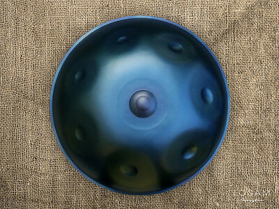 """Handpan by Logam Acoustic """"Lastmi"""" with Case"""