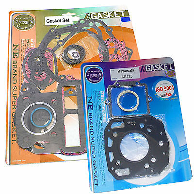 Honda CX500 Z/A/B/E GL500 Custom Eurosport Full Comlete Engine Gasket Set
