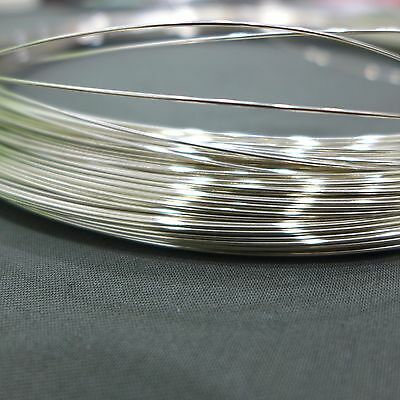 20ga,0.8mm,Half Hard,925 Sterling Silver Wire,5ft,10ft,20ft,Jewelry Craft Design