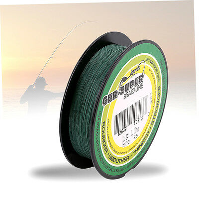 8/10/12/15/18/20/25/30/35/40/45/50/60/70/80/90LB Strong Braided Fishing Line F3