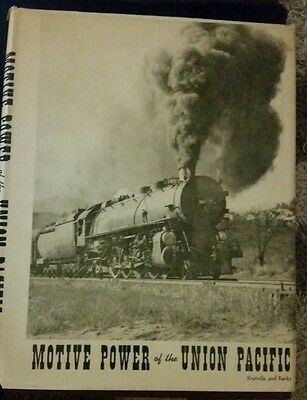 motive power of the union pacific by kratville and ranks book