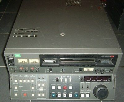 Sony PVW-2800P Betacam SP professional video player editor recorder