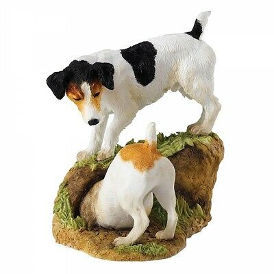 Border Fine Arts Studio - Jack Russell Collection - Digger A24901 New