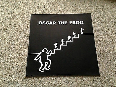 Oscar The Frog UK vinyl LP DIY folk world music
