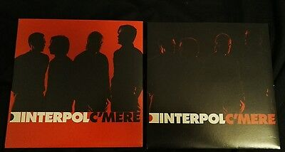 "2 Vinili 7"" Singolo Interpol ""c'mere"" Double Version Ed.limitata Numerati"