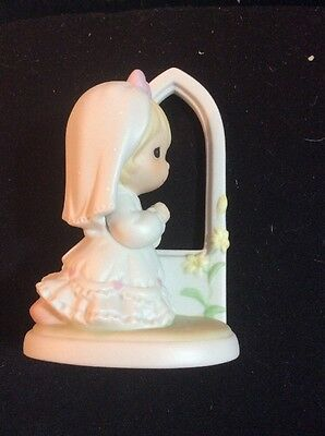 Precious Moments first communion girl, May your Future be Blessed, Enesco 525316