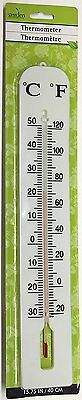 Large 15.75 inch Outdoor Thermometer!