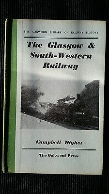 the glasgow & south western railway by cambell highet 1965